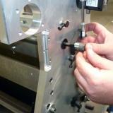 Assemblage de machines industrielles